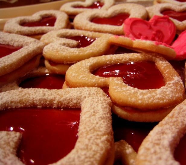 biscottini di marmellata