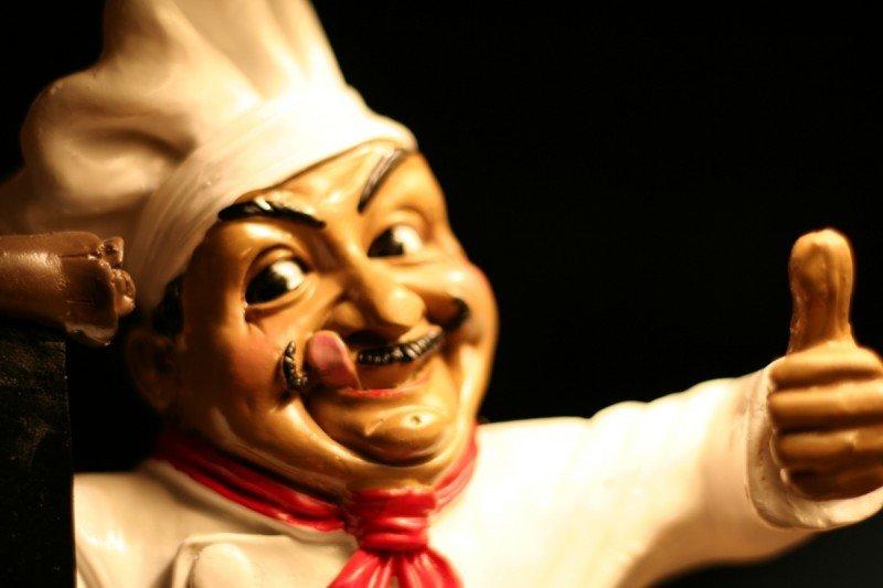 cucina italiana imitata
