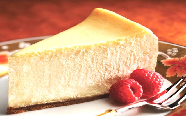 ricetta del cheesecake