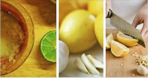 Cercate un rimedio per il grasso addominale? Con aglio e limone ne avrete uno formidabile