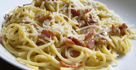 La ricetta originale per preparare la carbonara piÙ buona della vostra vita!